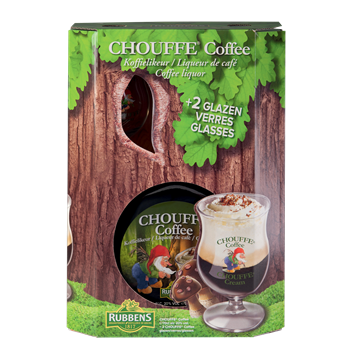 Chouffe Coffee (gift pack)