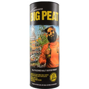 Big Peat Orange Edition