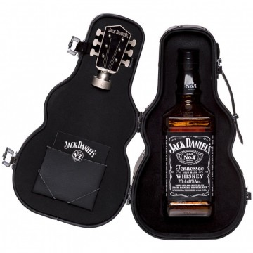 Jack Daniels No7 Guitar Case