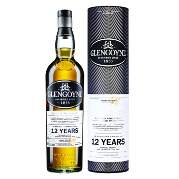 Glengoyne 12 years Highland Single Malt Scotch Whisky
