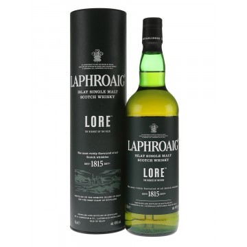 Laphroaig LORE Edition Islay Single Malt Scotch Whisky