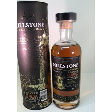Millstone 4 years Old Peated Oloroso Cask Special no 20