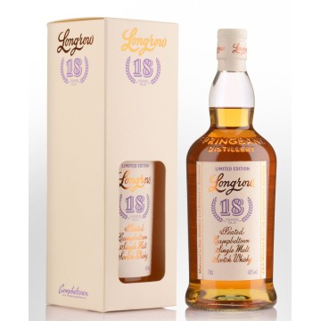 Longrow 18 Years Old Springbank