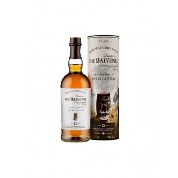The Balvenie American Oak 12Y