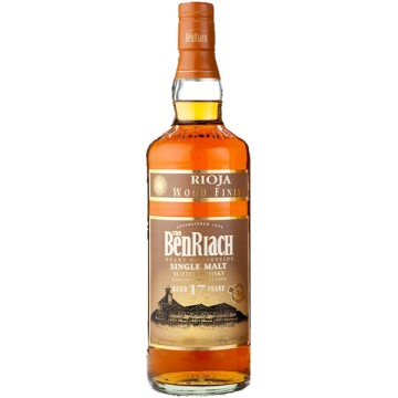Benriach - 17 Years Old - Rioja Wood Finish